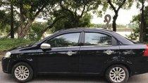 Cần bán lại xe Daewoo Gentra năm 2008, màu đen, nhập khẩu giá cạnh tranh