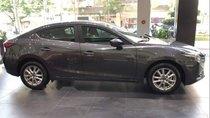 Bán Mazda 3 sản xuất 2019, màu xám, giá 669tr