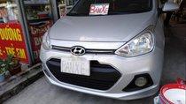 Cần bán Hyundai Grand i10 đời 2016, màu bạc, nhập khẩu chính chủ, giá tốt