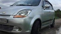 Cần bán lại xe Chevrolet Spark đời 2008, màu bạc, giá tốt