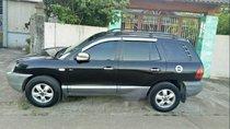Cần bán Hyundai Santa Fe sản xuất năm 2004, màu bạc, nhập khẩu số tự động, giá 255tr