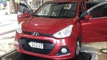 Bán Hyundai Grand i10 đời 2015, màu đỏ, xe nhập số sàn