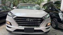 Cần bán Hyundai Tucson đời 2019, màu trắng giá cạnh tranh