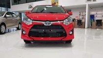 Bán ô tô Toyota Wigo sản xuất 2019, màu đỏ, xe nhập