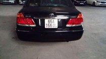 Cần bán lại xe Toyota Camry đời 2004, màu đen số tự động, giá 350tr