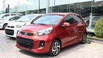 Cần bán xe Kia Morning đời 2019, màu đỏ, nhập khẩu nguyên chiếc, giá 393tr