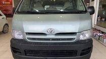 Bán xe Toyota Hiace 2.5 đời 2007, màu bạc
