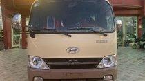 Bán Hyundai County sản xuất 2016, màu vàng, xe nhập, giá 910tr