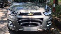 Gia đình cần bán xe Captiva LTZ 2016, ĐK 2017, số tự động, màu xám