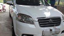 Bán xe Daewoo Gentra đời 2009, màu trắng, nhập khẩu