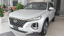 Bán Hyundai Santa Fe 2019 ưu đãi lớn