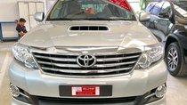 Bán xe Toyota Fortuner G 2016, màu bạc số sàn, giá tốt