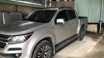 Cần bán Chevrolet Colorado LTZ năm 2017, màu bạc, nhập khẩu
