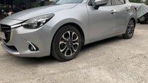 Bán Mazda 2 Sedan 1.5AT màu bạc, số tự động, sản xuất 2017, đi 25000km như mới
