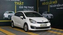 Bán Kia Rio Sedan 1.4MT màu trắng, số sàn, nhập Hàn Quốc 2016, xe đẹp