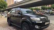Cần bán Toyota Fortuner V sản xuất 2016, màu đen