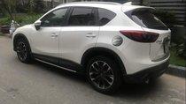 Bán Mazda CX 5 sản xuất 2016, màu trắng, xe nhập chính chủ, giá tốt