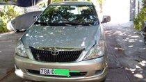 Bán Toyota Innova G đời 2008, màu bạc xe gia đình, giá chỉ 350 triệu