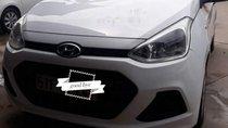 Cần bán lại xe Hyundai Grand i10 đời 2015, màu trắng, xe nhập Ấn Độ
