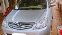 Bán xe Toyota Innova G năm 2009, màu bạc