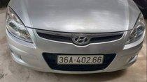 Bán xe Hyundai i30 1.6AT sản xuất năm 2008, màu bạc, xe nhập xe gia đình