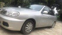 Bán Daewoo Lanos đời 2002, màu bạc xe gia đình