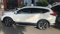 Bán Honda CR V năm sản xuất 2018, màu trắng, nhập khẩu xe gia đình