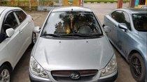 Cần bán gấp Hyundai Getz đời 2009, màu bạc