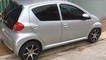 Cần bán Toyota Aygo năm 2007, màu bạc, xe nhập chính chủ, giá 226tr