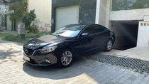 Cần bán lại xe Mazda 6 2.0 AT sản xuất năm 2016, màu đen chính chủ, 650 triệu