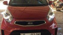 Bán ô tô Kia Morning 2016, màu đỏ, nhập khẩu nguyên chiếc số tự động, 350tr