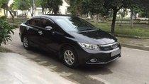 Cần bán gấp Honda Civic sản xuất 2013, màu đen còn mới giá cạnh tranh