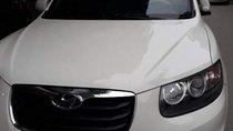 Cần bán xe Hyundai Santa Fe đời 2010, màu trắng, nhập khẩu nguyên chiếc chính chủ, giá 610tr