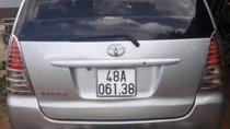Bán Toyota Innova năm sản xuất 2008, màu bạc, xe nhập