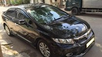 Bán Honda Civic đời 2013, màu đen còn mới, giá 450tr