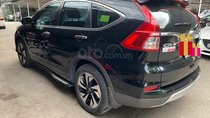 Bán ô tô Honda CR V 2.4 2015, màu đen