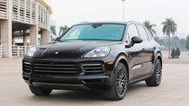 Bán Porsche Cayenne Cayenne đời 2019, màu đen, đặt full option nhập Mỹ