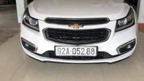 Bán Chevrolet Cruze LTZ 2015, màu trắng, xe như mới