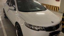 Cần bán xe Kia Forte 1.6 AT đời 2011, màu trắng