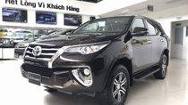 Bán Toyota Fortuner năm 2019, màu đen, nhập khẩu