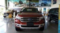 Bán Ford Everest đời 2019, màu đỏ, nhập khẩu