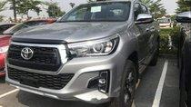 Bán Toyota Hilux đời 2019, màu bạc, xe nhập, giá 858tr