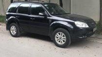 Cần bán gấp Ford Escape AT đời 2010, màu đen