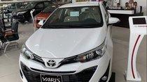 Bán xe Toyota Yaris sản xuất năm 2019, màu trắng, nhập khẩu nguyên chiếc