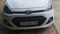 Bán Hyundai Grand i10 đời 2014, màu trắng, nhập khẩu, chính chủ