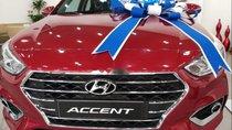 Bán xe Hyundai Accent AT đời 2019, màu đỏ