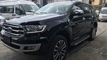 Bán xe Ford Everest 2019, màu đen, nhập khẩu