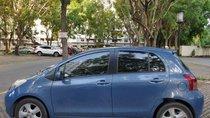 Bán Toyota Yaris 2008, màu xanh lam, nhập khẩu