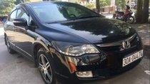 Cần bán xe Honda Civic đời 2008, màu đen giá cạnh tranh