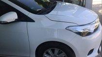 Cần bán gấp Toyota Vios năm sản xuất 2018, màu trắng